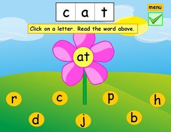 Word Work Activities Kindergarten First Grade Short Vowels Game