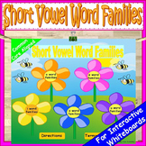 Word Work Activities Kindergarten First Grade Short Vowels Game