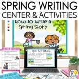Spring Activities - Spring Writing Center