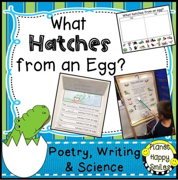 Oviparous Animals, What Hatches from an Egg, Poetry, Writi