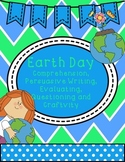 SPRING ACTIVITIES Earth Day Unit with Informational Text a