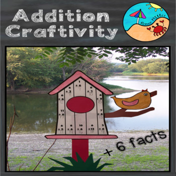 Spring Activities and Craft: Addition