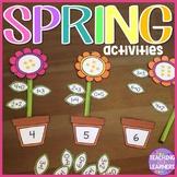 Spring Activities for Pre-K and Kindergarten