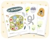Primavera Libro de Actividades Nivel 1 Spring Spanish