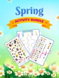 Spring Activity Bundle