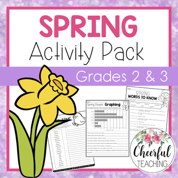 Spring Activity Pack