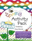 Spring Activity Pack: A Bundle of Knowledge!