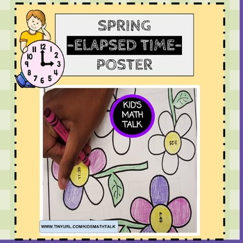 Spring Activity Pack - ELA and MATH for Elementary Grades