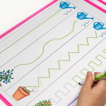 Spring Activity Pack for Preschoolers