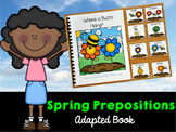 """Spring Adapted Book: """"Where Is Buzzy Hiding?"""""""