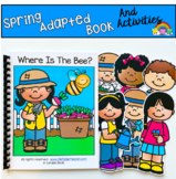 """Spring Adapted Book: """"Where Is The Bee?"""""""