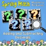 Spring Adding and Subtracting Decimals
