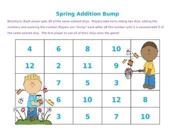 Spring Addition Bump