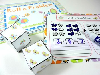 Addition Games to 20