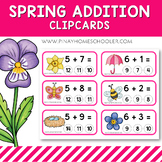 Spring Addition Clipcards