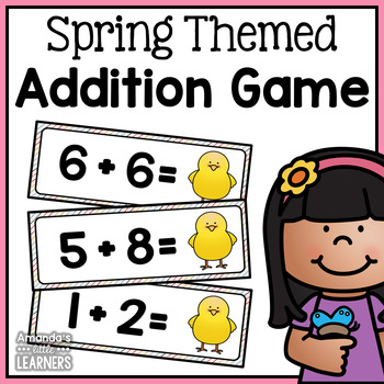 Spring Addition Practice