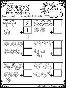 Spring Addition *Print-N-Go!*