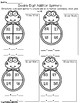 Spring Addition and Estimation Printables