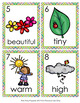 Spring Adjectives Write The Room Activity