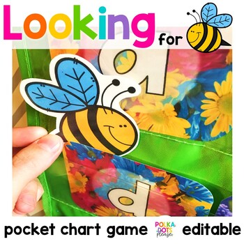 Spring Alphabet and Sight Word Game