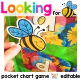 Sight Word Game | Spring Bee