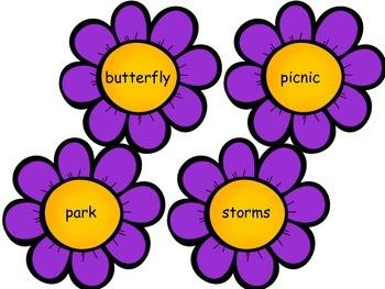 Spring Alphabetical Order