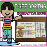 Spring - An Interactive Book to Help Students Learn Spring