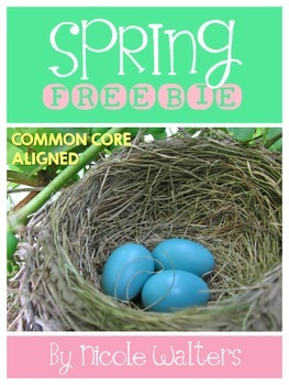 Spring Animal {FREEBIE}