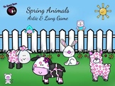 Spring Animals: Artic and Lang Game