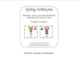 Spring Antonyms
