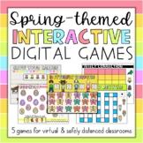 Spring April May Interactive Digital Games ANY subject Goo