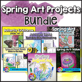 Spring Art Projects, GROWING BUNDLE