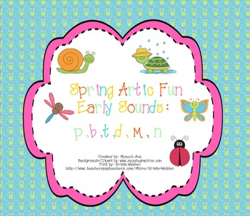 Spring Artic Fun: Early Sounds