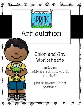 Spring Articulation