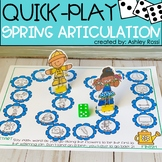 Spring Articulation - A Quick Play Game