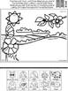 Spring Articulation Craft - Print & Go Craft Worksheets