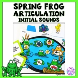 Spring Articulation Smash Mats with Frogs
