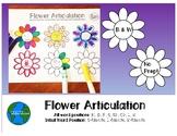 Spring Articulation k, g, f, s, sh, ch, l, r, s-blends, l-blends, r-blends