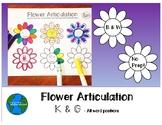 Spring Articulation K & G Flowers