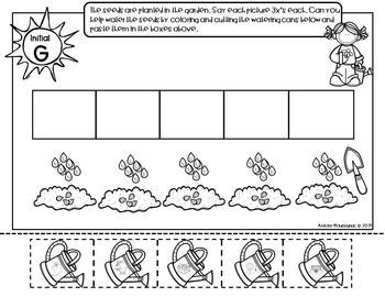 Spring Articulation NO PREP Worksheets