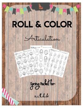 Spring Articulation Roll & Color