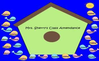 Spring Attendance