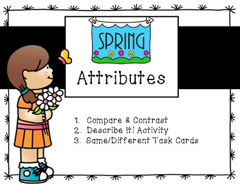 Spring Attibutes and Descriptors