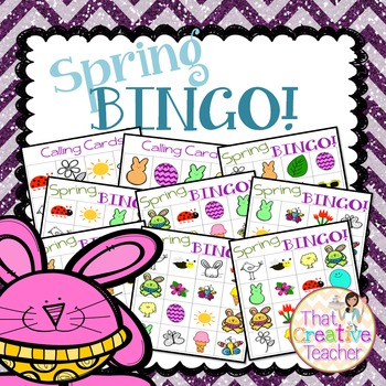 Spring BINGO!