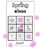 Spring BINGO Activity!