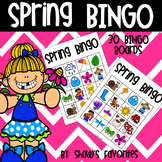 Spring BINGO {Color}