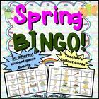 Spring BINGO Game