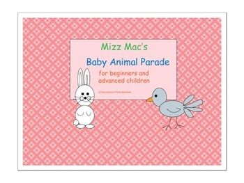 Baby Animals Art Projects