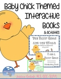 """Baby Chick Interactive """"Where"""" Preposition Story, Tracing"""