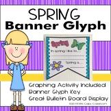 Spring Banner Glyph